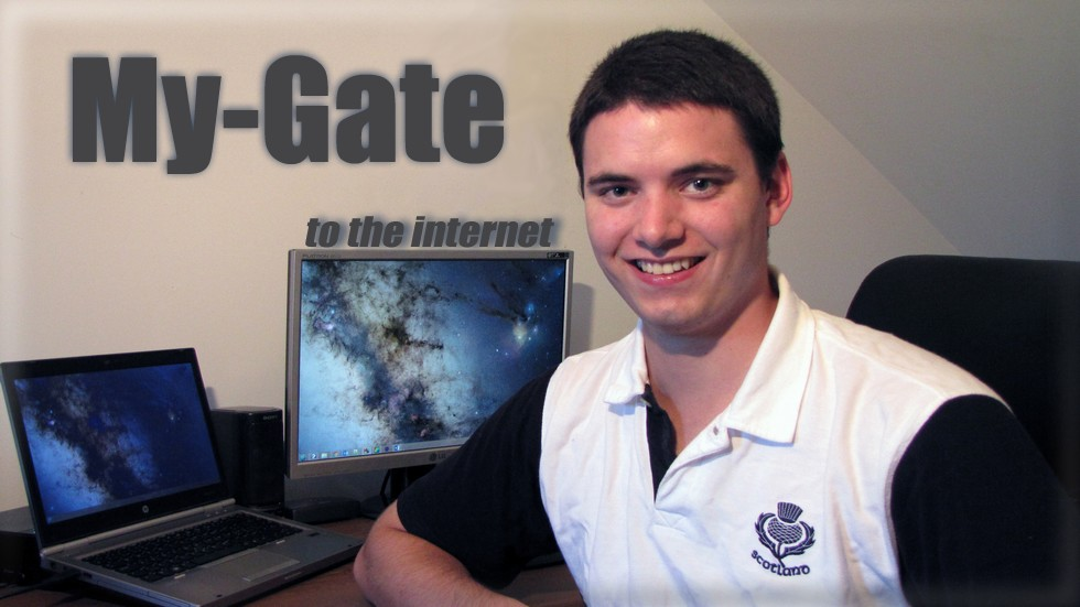 My-Gate to the internet